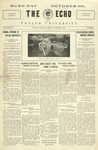 The Echo: October 1, 1926 by Taylor University