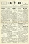 The Echo: November 5, 1926 by Taylor University