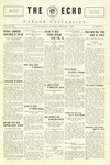 The Echo: February 1, 1927 by Taylor University