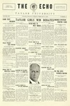 The Echo: February 15, 1927 by Taylor University