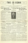 Taylor University Echo (March 1, 1927) by Taylor University