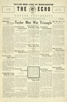 Taylor University Echo (March 15, 1927) by Taylor University