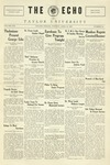 The Echo: April 12, 1927 by Taylor University