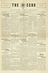 Taylor University Echo (May 3, 1927) by Taylor University