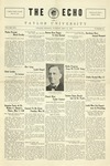 The Echo: May 10, 1927 by Taylor University