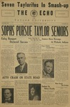 Taylor University Echo (May 17, 1927) by Taylor University