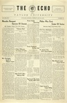 The Echo: May 24, 1927 by Taylor University