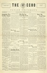 The Echo: May 30, 1927 by Taylor University