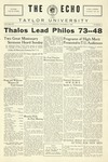 The Echo: October 5, 1927 by Taylor University