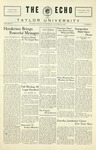 The Echo: October 12, 1927 by Taylor University