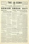 The Echo: October 19, 1927 by Taylor University
