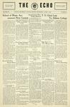 The Echo: April 4, 1928