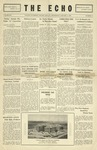 Taylor University Echo: January 9, 1929 by Taylor University