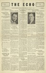 Taylor University Echo: January 16, 1929 by Taylor University