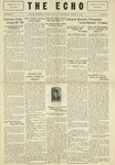 Taylor University Echo: March 27, 1929 by Taylor University