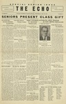 Taylor University Echo: May 22, 1929 by Taylor University
