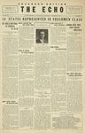 The Echo: September 11, 1929
