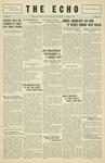 The Echo: October 23, 1929