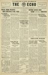 Taylor University Echo: November 27, 1929 by Taylor University