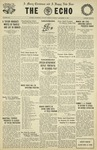 The Echo: December 17, 1929 by Taylor University
