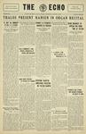 Taylor University Echo: January 8, 1930 by Taylor University