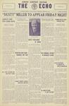 Taylor University Echo: February 5, 1930 by Taylor University
