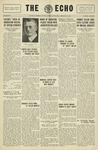 Taylor University Echo: February 12, 1930 by Taylor University