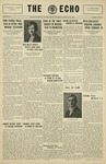 The Echo: February 26, 1930 by Taylor University