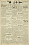 Taylor University Echo: March 5, 1930 by Taylor University