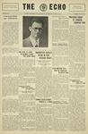 Taylor University Echo: March 19, 1930 by Taylor University