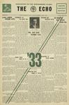 Taylor University Echo: April 9, 1930 by Taylor University