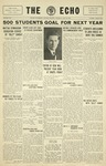 The Echo: May 29, 1930 by Taylor University