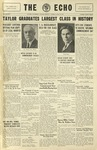 The Echo: June 10, 1930 by Taylor University