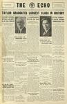 Taylor University Echo: June 10, 1930 by Taylor University