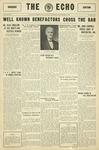 The Echo: September 10, 1930