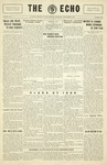 Taylor University Echo: September 24, 1930