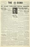 The Echo: November 5, 1930