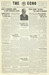 Taylor University Echo: November 12, 1930