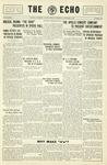 Taylor University Echo: November 19, 1930