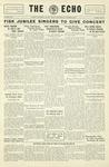 Taylor University Echo: November 26, 1930 by Taylor University
