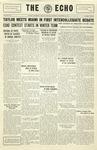 Taylor University Echo: December 10, 1930