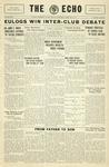 Taylor University Echo: February 11, 1931