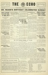 Taylor University Echo: April 1, 1931 by Taylor University