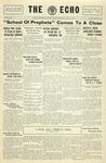 Taylor University Echo: April 15, 1931 by Taylor University
