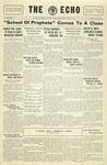 Taylor University Echo: April 15, 1931