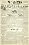 Taylor University Echo: April 22, 1931