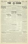 Taylor University Echo: May 20, 1931 by Taylor University
