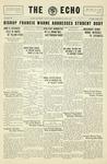 Taylor University Echo: June 3, 1931