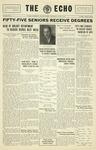 Taylor University Echo: June 10, 1931 by Taylor University