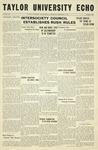 Taylor University Echo: September 24, 1931